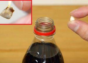 Експеримент с Кока-Кола: Виж как скапва зъбите (+Тайната на цвета й)